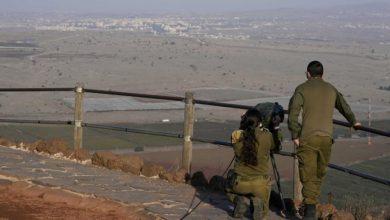صورة الحكم بالسجن على الشابة الإسرائيلية التي اجتازت الحدود السورية