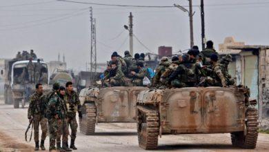 صورة تصعيد في درعا البلد وقصف عنيف على أحياء المدينة