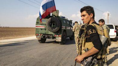 صورة اجتماع بين الروس و قسد في ظل زيارة أمريكية