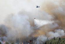 صورة تركيا.. السيطرة على 107 من أصل 112 من حرائق الغابات
