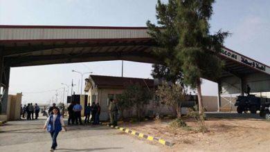 صورة أزمة الكهرباء في لبنان توقف حركة المعابر مع سوريا