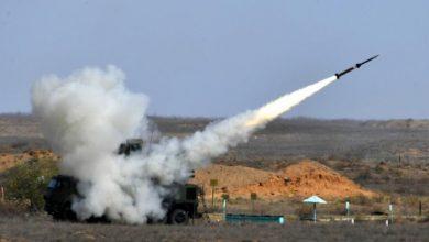 صورة روسيا تستعرض عضلاتها امام إسرائيل في سوريا