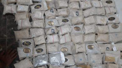 صورة مجددا.. الأردن يحبط محاولة تهريب مخدرات من سوريا
