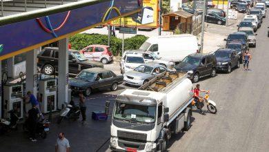 صورة بسبب البنزين.. اشتباكات وقتلى في لبنان