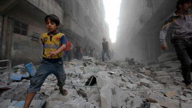 صورة اليونيسيف تطالب بحماية أطفال سوريا