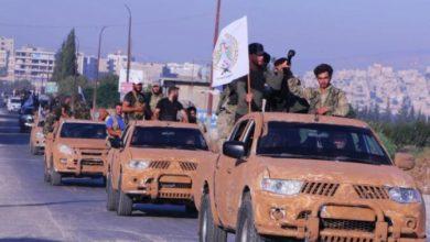 """صورة انسحاب 3 فصائل من""""عزم"""" في الجيش الوطني"""
