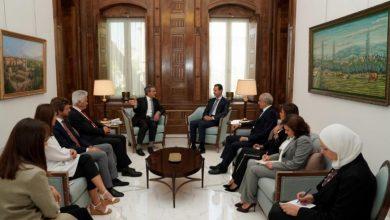صورة نائب يميني فرنسي يدعو بلاده لتغيير سياستها تجاه سوريا
