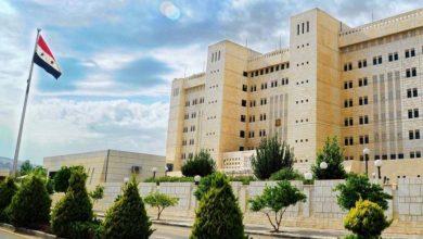 صورة دمشق تدين افتتاح مكتب للإدارة الذاتية في سويسرا