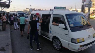 صورة حمص.. أزمة المواصلات تتفاقم وشكاوي بالجملة