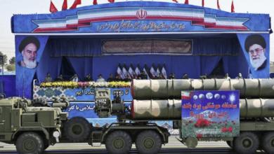 """صورة إيران تحمي مفاعلها النووية بصواريخ """"S300"""""""