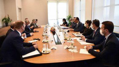 صورة اجتماع تركي روسي لمناقشة الوضع في سوريا