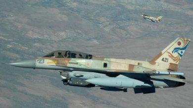 صورة إسرائيل تشن غارات جوية على لبنان