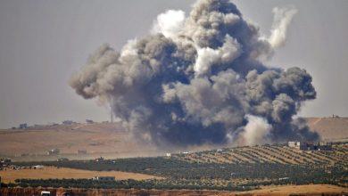 صورة تجدد القصف على درعا
