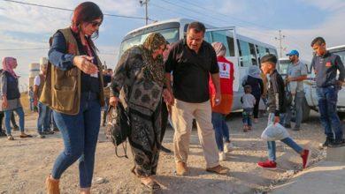 صورة العراق يوقف برنامج المساعدات للاجئين السوريين