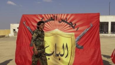 صورة قسد تنفي استهداف مدينة الباب بقصف صاروخي
