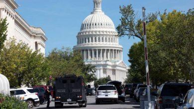 صورة واشنطن.. السيطرة على محاولة تفجير قرب مكتبة الكونغرس