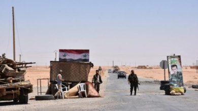 صورة درعا..عبوة ناسفة تقتل عناصر من قوات الحكومة