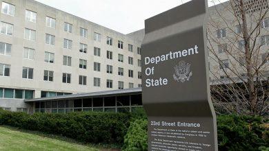 صورة الخارجية الأمريكية تطالب بمحاسبة المتورطين باستخدام الكيماوي في سوريا
