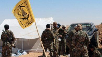 صورة تنظيم الدولة يطرد الحرس الثوري من أحد مقاره بريف الرقة
