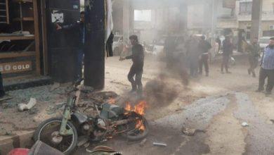 صورة ريف حلب.. انفجار عبوة ناسفة بخلايا قسد في عفرين