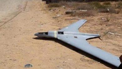 صورة الجيش الأمريكي يسقط طائرة مسيرة شمال شرق سوريا