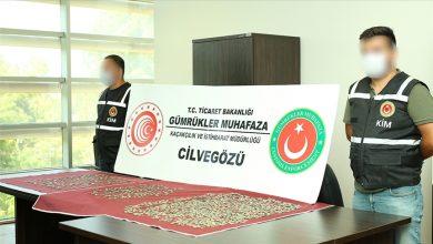 صورة تركيا تحبط تهريب 2533 قطعة اثرية قادمة من سوريا