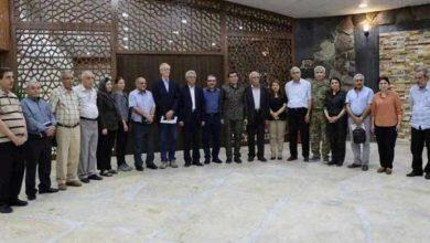 صورة الولايات المتحدة تحث على استئناف الحوار الكردي الكردي