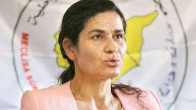 """صورة إلهام أحمد تثني على """"العمال الكردستاني"""" وتتحدث عن العلاقات مع تركيا"""