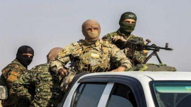 صورة قسد تعتقل شباب من عشيرة الحديديين بعد السماح لهم بالعودة