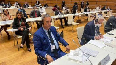 صورة بمشاركة وفد سوري.. المؤتمر العالمي لرؤساء البرلمانات يختتم أعماله