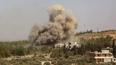 صورة تصعيد عسكري جنوب إدلب
