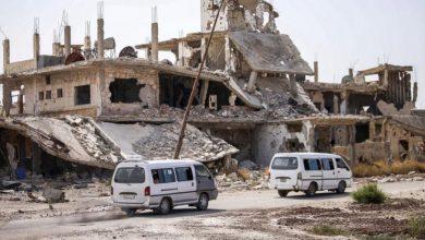 صورة الولايات المتحدة تدين الحملة العسكرية على درعا