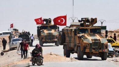 صورة مقتل جنديين تركيين في إدلب