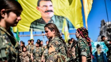 """صورة القوات الأمريكية تطالب قسد بإخراج """"العمال الكردستاني"""" من شمال شرق سوريا"""