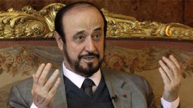صورة محكمة الاستئناف الفرنسية تبت في قضية رفعت الأسد