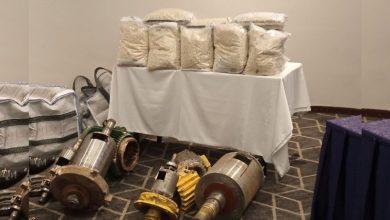 صورة السعودية.. إحباط عملية تهريب نحو نصف مليون قرص مخدر