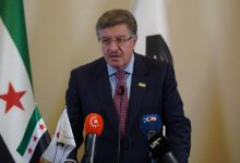 صورة الاتئلاف يطالب الولايات المتحدة بالضغط لتحقيق الانتقال السياسي بسوريا