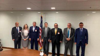 صورة الائتلاف السوري يجتمع بمسؤولين في الخارجية الأمريكية