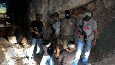 صورة فلسطين .. إلقاء القبض على اربعة من الأسرى الفارين من سجن جلبوع