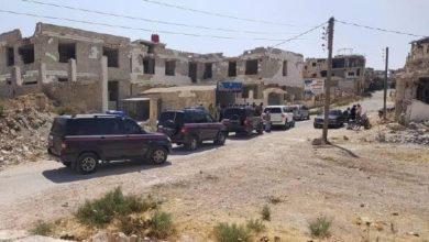 صورة الشرطة العسكرية تدخل درعا لتنفيذ الاتفاق الأخير