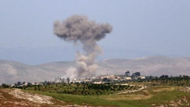 صورة روسيا تجدد قصف الشمال السوري