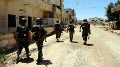 صورة بعد الاتفاق.. حملة اعتقالات في درعا