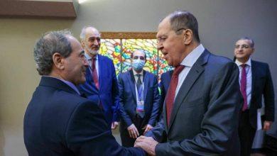 صورة نيويورك تجمع وزير خارجية الأردن بنظيره السوري