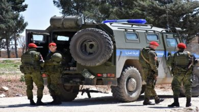 صورة درعا.. إتمام عمليات التسوية في مدينة داعل