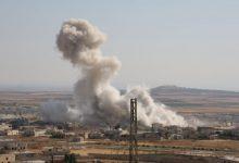 صورة تجدد القصف على قرى وأرياف إدلب