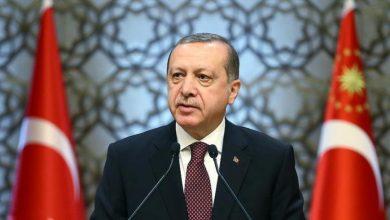 """صورة أردوغان: حذرت القادة الأوروبيين من أنشطة """"لا فارج"""""""