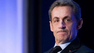 صورة الحكم بالسجن لمدة عام على الرئيس الفرنسي السابق