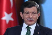 صورة داوود أوغلو: الأكراد فضلت التعاون مع الأسد على المعارضة