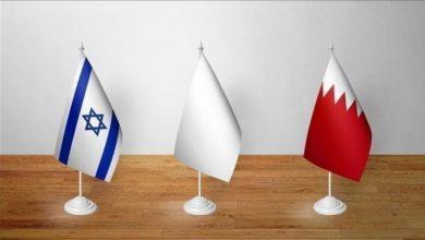 صورة وزير الخارجية الإسرائيلي يزور البحرين لأول مرة