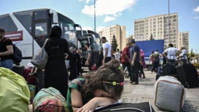 صورة تركيا تلمح لقرب عودة اللاجئين السوريين